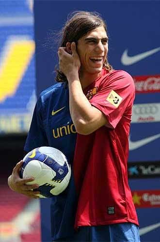A pesar de la gran inversión realizada por Cáceres, Guardiola no cuenta con él la próxima temporada