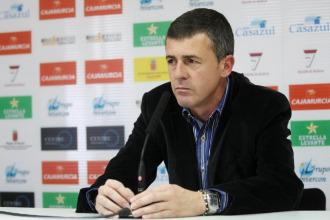 Lucas Alcaraz en rueda de prensa.