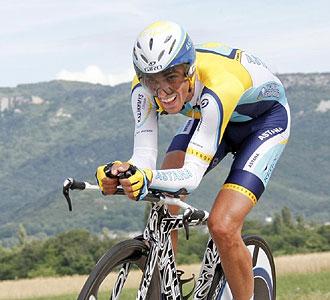 Contador se ha proclamado campe�n de Espa�a de crono