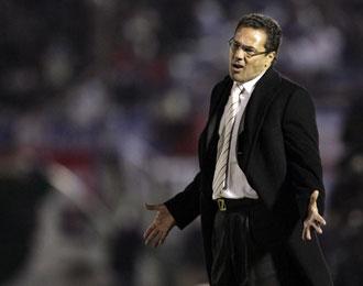 El entrenador condujo al equipo hasta los cuartos de final de la Libertadores