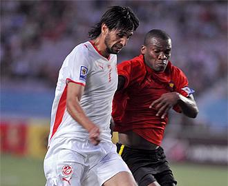 Lassad se lesionó con la selección de Túnez.