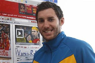 Rudy en su visita a la redacci�n de Marca.com
