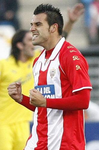 Negredo ha triunfado en el Almería.