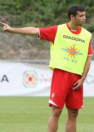 Flaño quiere abandonar Osasuna.