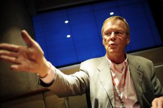 El finlandés Ari Vatanen.