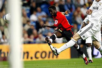 Keita marcó su último gol ante el Real Madrid