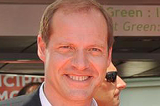 El director del Tour de Francia, Christian Prudhomme