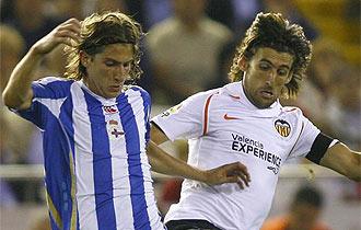 Angulo no entra en los planes del Valencia.