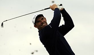 Harrington defiende el t�tulo en Turnberry.