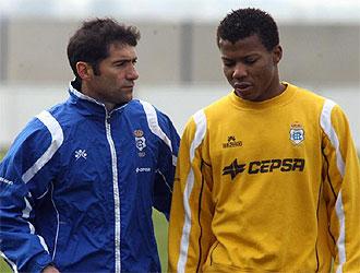Uche volverá a coincidir con Marcelino, como en su etapa en Huelva.