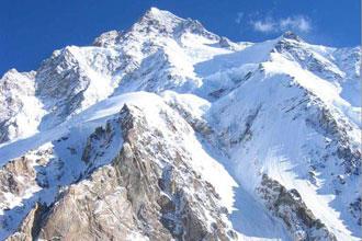 El K2, es la segunda monta�a m�s alta de la tierra tras el Everest