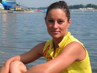 Yurema Requena, nadadora de aguas abiertas