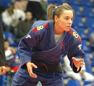 Laura Gómez consiguió el primer oro de la delegación española.