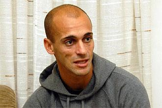 Mariano Pernía, en una imagen de archivo durante una entrevista.