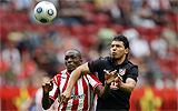 Atl�tico 0-2 Sunderland