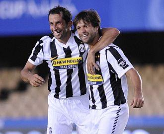 Diego, a la derecha, ser� el mayor peligro para el Madrid