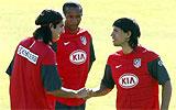 Pacheco, Assunçao y Agüero