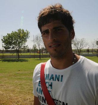 Leandro Guioda, jugador pretendido por el Xerez