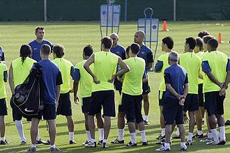 El Barcelona se entrenará en Seattle, segunda parada de la gira