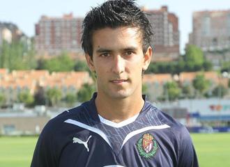 Alberto Bueno espera ayudar al equipo