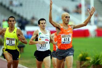 Reyes Estévez se impuso en los recientes Campeonatos de España en la prueba de 1.500.
