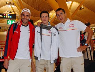 Reyes Estévez, Juan Carlos Higuero y Arturo Casado buscarán una medalla en el 1.500.