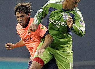 Victor Sánchez está muy ilusionado con la opción de jugar en el Xerez