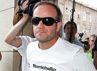 Rubens Barrichello.