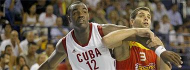 España 94-57 Cuba
