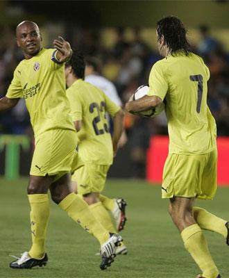 El Villarreal no tuvo rival en Tarragona.