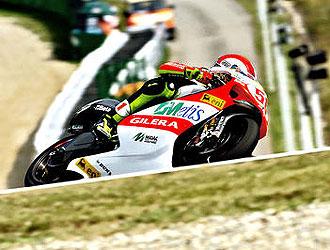 Simoncelli fue el mejor en Brno.
