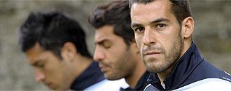 Negredo, Torres y Garay