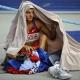 Feof�nova carga contra Isinbayeva