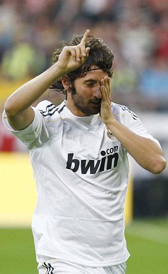 Granero, una de las sensaciones del nuevo Madrid