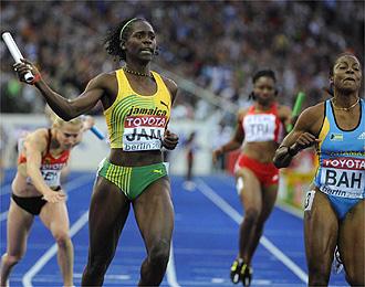 Las jamaicanas se impusieron con solvencia en la final