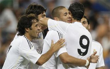 Real Madrid-Rosenborg