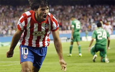Atlético 2-0 Panathinaikos