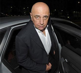 Adriano Galliani, en una imagen de archivo