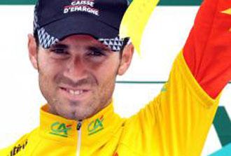 Alejandro Valverde, ciclista español