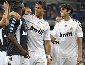Cristiano y Kaká, estandartes del nuevo Madrid, serán los protagonistas del primer resumen de la temporada en Primera