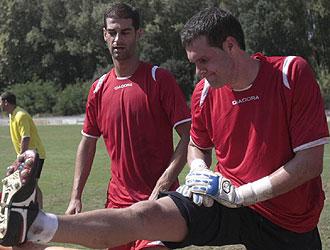 Jorquera y Gerard serán dos piezas claves en el Girona