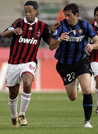 El derbi entre Milán e Inter se jugará este sábado