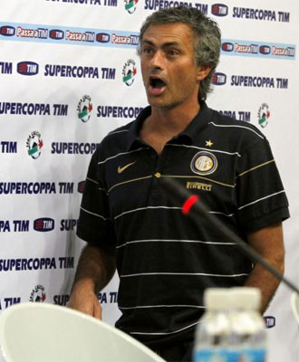 Mourinho vuelve a verse envuelto en una polémica.