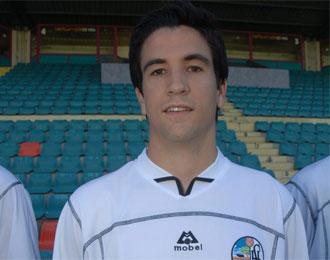 Javier Iturriaga, en su anterior etapa en el Salamanca