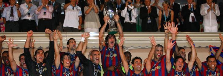 Pedro marcó el gol que valió la Supercopa de Europa