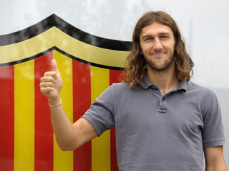 Dmitro Chygrynskiy, nuevo fichaje del FC Barcelona