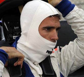 Rold�n Rodr�guez, en el GP de Europa