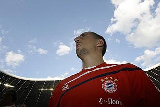 Ribéry no saldrá de Múnich este año