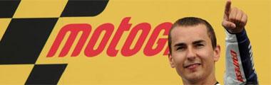Jorge Lorenzo venció en Indianápolis