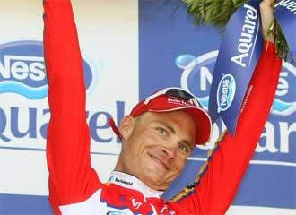 Robert Hunter venció una etapa en el Tour de 2007
